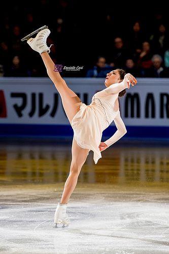 Evgenia Medvedeva - RUS | Copyright Danielle Earl/Golden Ska… | Flickr