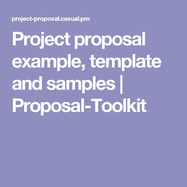 The 25+ best Proposal example ideas on Pinterest Project - job proposal template free