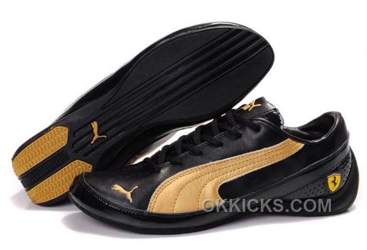 http://www.okkicks.com/men-puma-speed-cat-ferrari-black-gold-shoes-ps7mj.html MEN PUMA SPEED CAT FERRARI BLACK GOLD SHOES FREE SHIPPING ZNNAP Only $80.00 , Free Shipping!