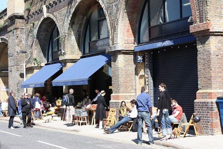Maltby Street Market, Maltby Street, London   Shopping/Markets in londontown.com   LondonTown.com