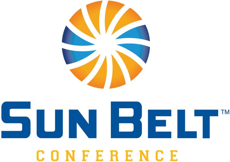 Sun Belt Conference (Appalachian State, Arkansas State, Coastal Carolina, Georgia Southern, Louisiana, South Alabama, Texas State, Troy, UA Little Rock, ULM, UT Arlington)