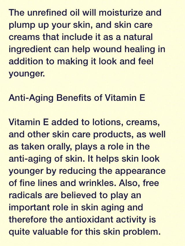 Homemade Eye Cream – How to Get Rid of Wrinkles, Fine Lines and Dark Circles.Here's 2 Options For Homemade Eye Cream:  Option #1: You'll Need: 100% Vitamin E oil – or in capsules Organic Coconut Oil Small clean resealable container  Option #2: You'll Need: Evening Primrose Oil 100% Vitamin E Oil – or in capsules Small clean resealable containerUnder Eye Option 1: Coconut oil tends to be in solid form when stored in room temperature. So, you need to liquefy the coconut oil by putting 2-3…