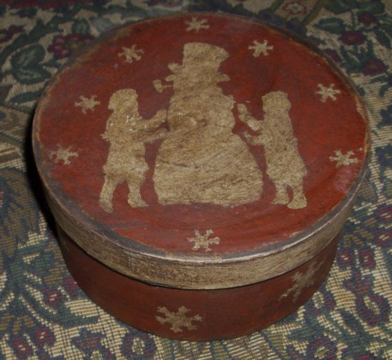 1000 images about decorated paper mache 39 boxes on pinterest for Paper mache christmas