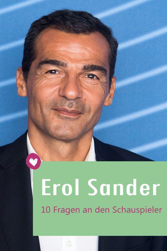 Erol Sander Nackt