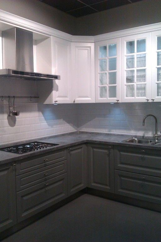 классическая кухня и современная вытяжка - Дизайн интерьера - Babyblog.ru