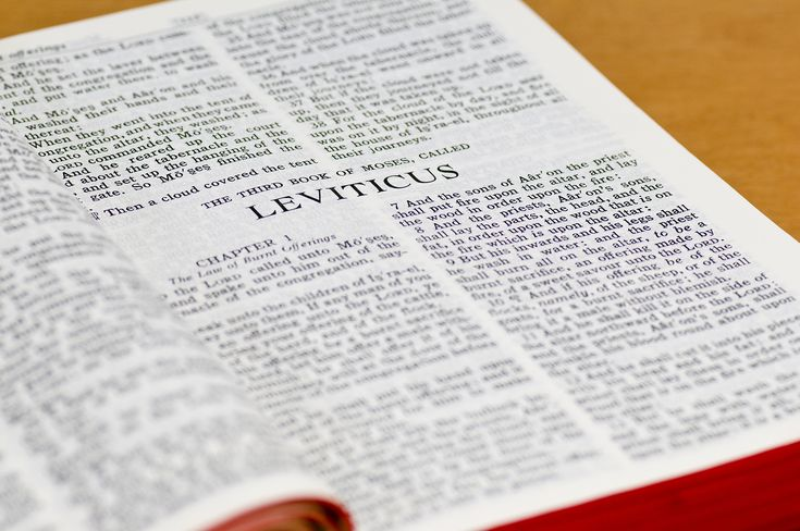 """Why Do I Have to Read Leviticus? by Ted Gibbons 
