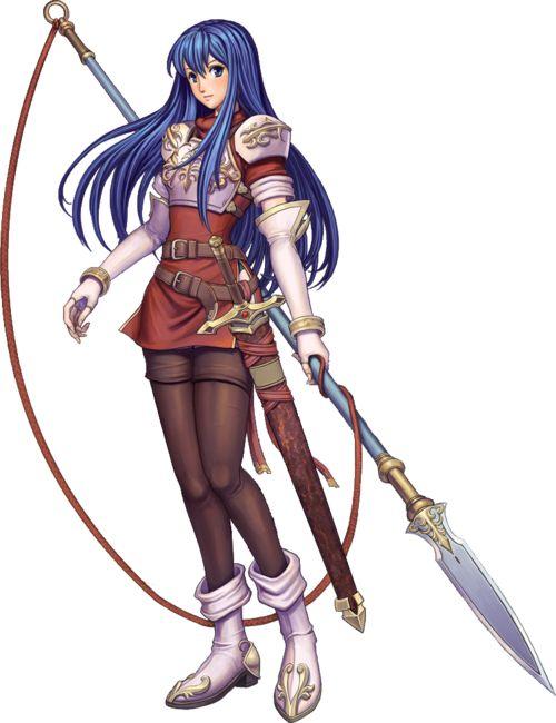Shiida Shiida as she appears in Fire Emblem: Shin Monshō no Nazo ~Hikari to Kage no Eiyū~. GameFire Emblem: Ankoku Ryū to Hikari no Tsurugi Fire Emblem: Monshō no Nazo Fire Emblem: Shadow Dragon Fire Emblem: Shin Monshō no Nazo ~Hikari to Kage no Eiyū~ Fire Emblem: Awakening (SpotPass) First SeenChapter 1: Marth Embarks (Ankoku Ryū to Hikari no Tsurugi and Shadow Dragon) Chapter 5: Liberation of Grust (Monshō no Nazo) Prologue III: Training Begins (joins in Prologue IV: New Companions, ...