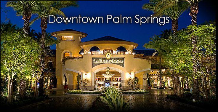 Spa resort casino palm springs closing
