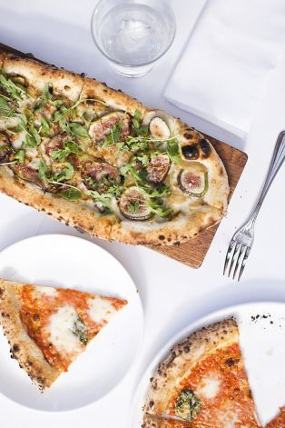 Fig pizza, Pizza restaurant and Pizza on Pinterest