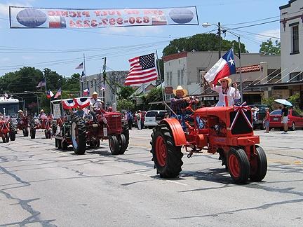 4 of july parade