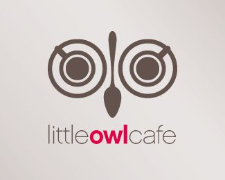 Little Owl Cafe #Logo