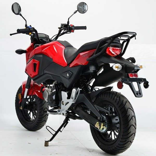 Boom 125cc Motorcycle Type125 10 With 12 Inch Wheels Motorcycle Motorcycle Types Wheel
