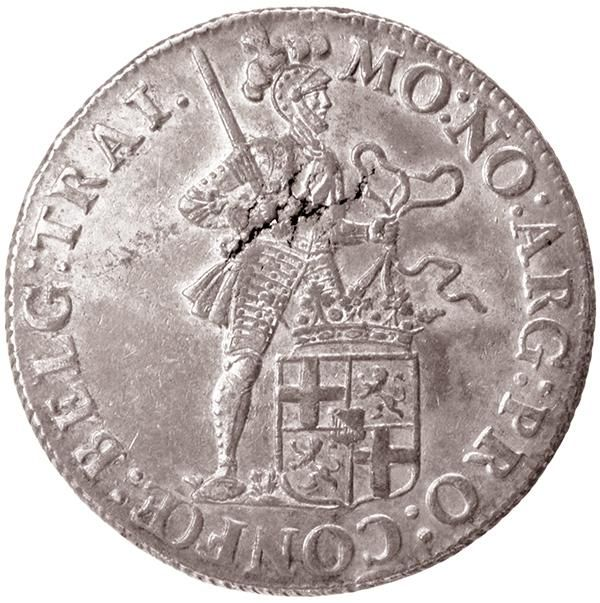 1791 Netherlands Utrecht Ducat in superb aUNC partialy lustrous