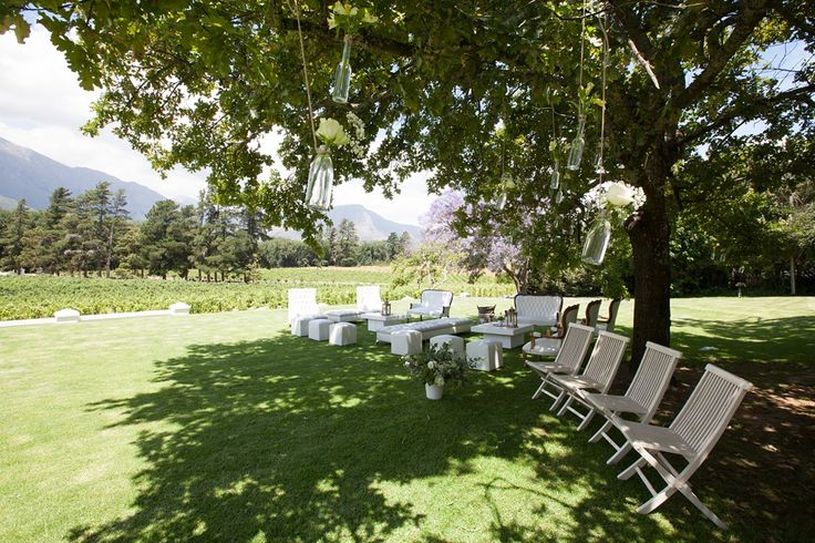 Jan & Lindsay's Wedding | Rickety Bridge | Franschhoek - Monica Dart