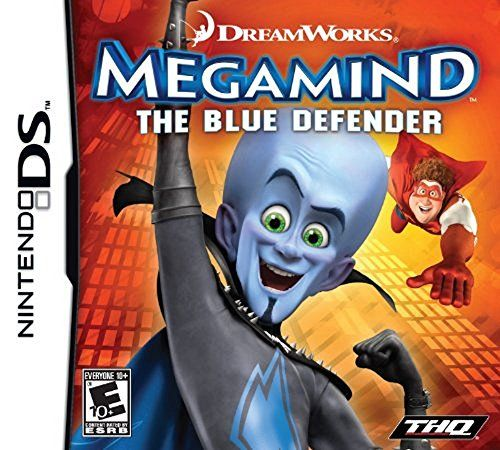 http://picxania.com/wp-content/uploads/2017/09/megamind-the-blue-defender-nintendo-ds.jpg - http://picxania.com/megamind-the-blue-defender-nintendo-ds/ - Megamind - The Blue Defender - Nintendo DS -   Price:    When the Megamind movie ends our story begins! Just as Megamind has become our new Mega Hero, a sudden crime wave hits the city. The Doom Syndicate & their Doom Goons have emerged and are looking to take over! Only Megamind and his arsenal of gadgets can stop them