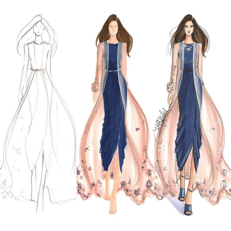 25 best ideas about fashion illustration tutorial on