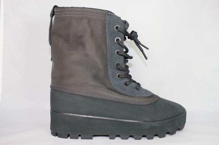 Adidas Yeezy 950 Boot Pirate Black