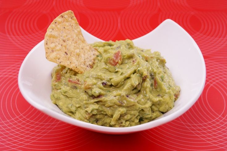 Guacamole Recipe!  Easy & Healthy Dip! My Famous Guacamole Dip Recipe is a must-have appetizer for Cinco de Mayo, Super Bowl and just about any party or anytime you want a delicious, nutritious snack, Mexican style!  I researched dozens of guacamole recipes and think I've found the perfect flavor combination, but it's always good to make adjustments to your own taste.  The only problem I have with this guacamole recipe is that it's ADDICTIVE!!  Try it!  Recipe by: Diane Kometa - Dishin With…