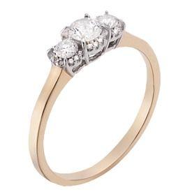 A pretty ring for a pretty good price!