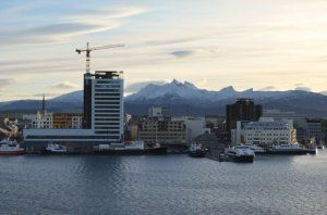 Bodø is a Norwegian city located north of the Artic Circle, and is the capital of the county Nordland. Either...