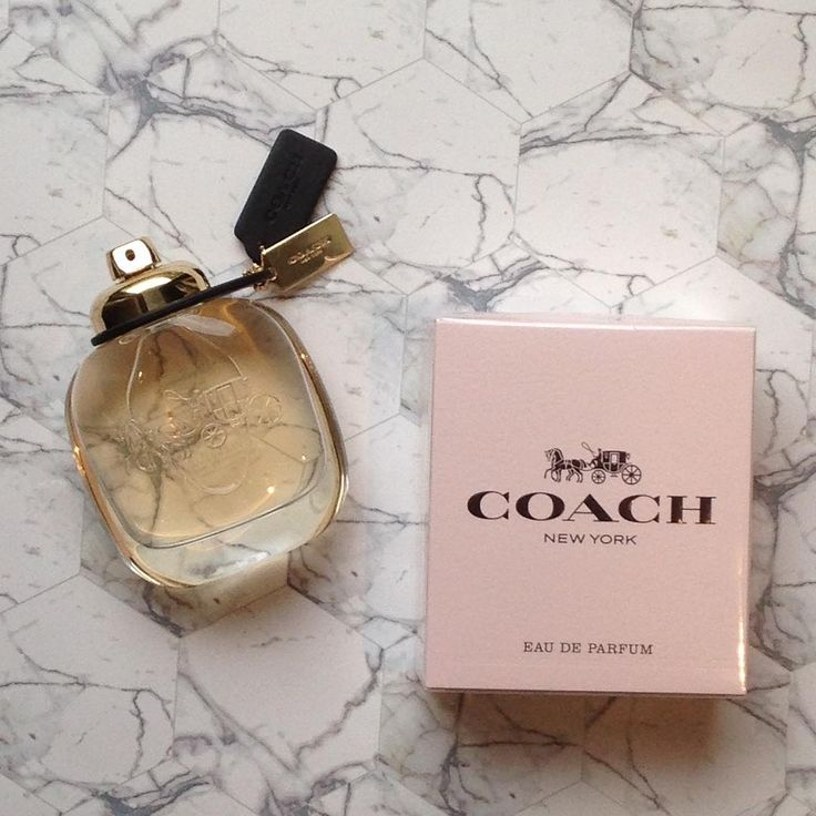 I❤️NY. Do you know someone who's a fan of The Big Apple? COACH Eau de Parfum would make a wonderful gift. Available to buy online now in 90ml, 50ml and 30ml sizes from Australian stockist Kiana Beauty Melbourne.