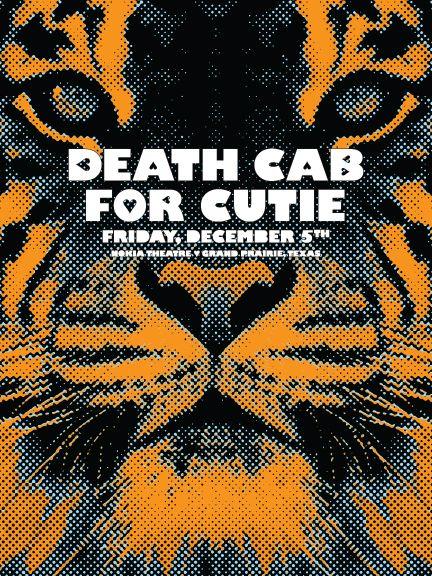 Chris SkilesDcfc Deathcab, Deathcab Posters