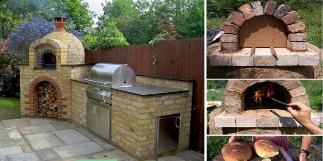 les 25 meilleures id es de la cat gorie construire un barbecue sur pinterest chauffage. Black Bedroom Furniture Sets. Home Design Ideas