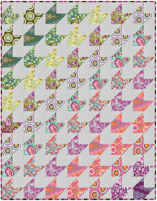 Wildwood Quilt                                                                                                                                                      More