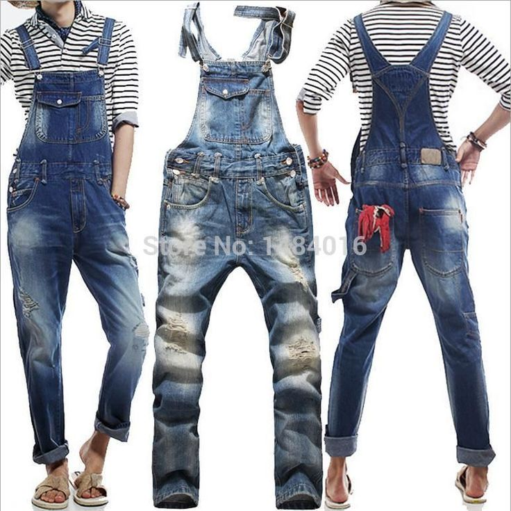 Find More Jeans Information about 2015 New True Jeans Men Original Denim Overalls European American Fashion Baggy Ripped Jeans For Men Hip Hop Pants Bib Trousers,High Quality jean blouse,China jeans silver Suppliers, Cheap jeans men slim fit from New More One on Aliexpress.com