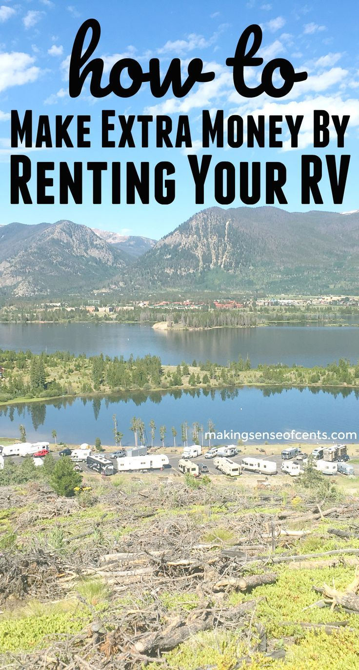Did you know that you may be able to make money with rv rentals on rv