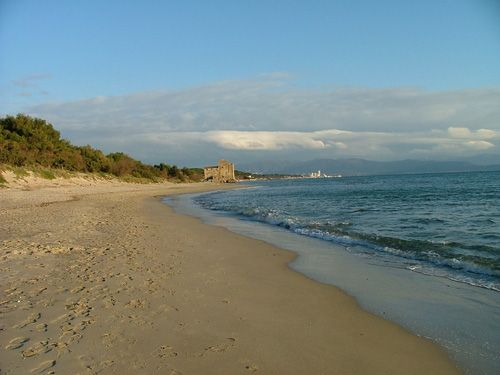Torre Mozza Beach, Follonica, Grosseto