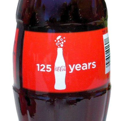 125 Years Anniversary of The Coca-Cola Bottling Company B...