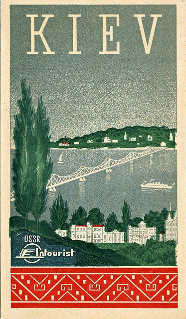 kiev 2 by Art of the Luggage Label, via Flickr