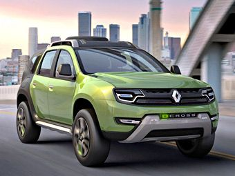 Renault Duster DCross