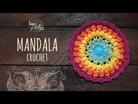Mandala   Lanas y Ovillos