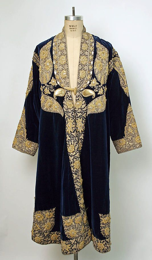 Indian, wedding coat