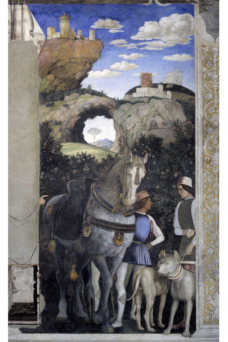 Palazzo Ducale. Andrea Mantegna, camera degli sposi - Foto di Nicola Romani