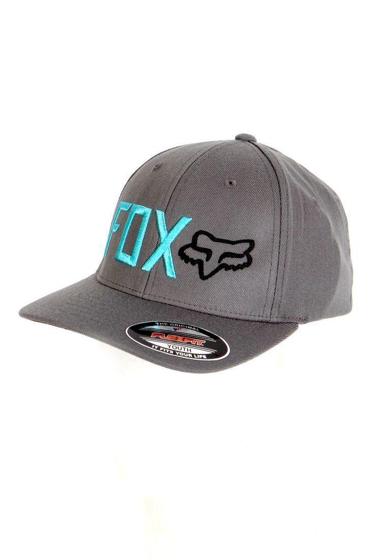 FOX KROSS YOUTH CAP ($28)  #West49