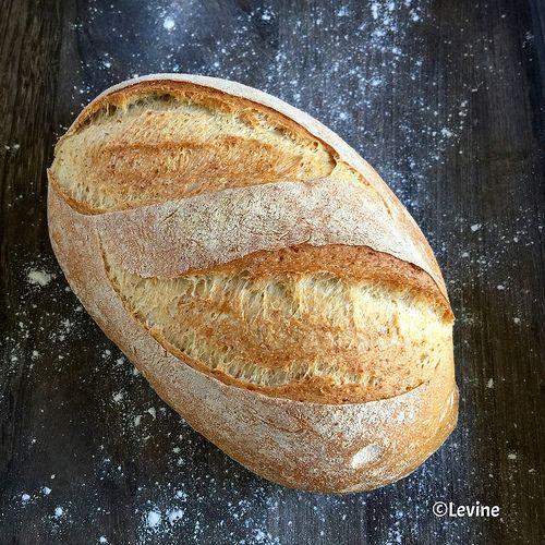 Uit de keuken van Levine: French Mixed-Grain Bread versie 2