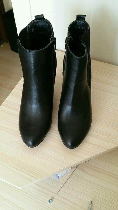 Bottines noires 39 Naf Naf @vintedus #boots #woman