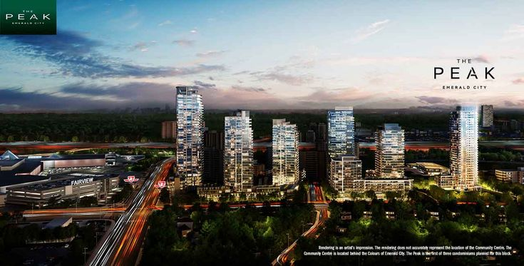 Register today for Full Platinum & VIP access of The Peak at Emerald City condos by Elad Canada. Fix your space here at best possible lowest prices to enjoy urbanized living.   #ThePeakatEmeraldCity