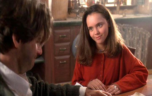 Christina Ricci as Kathleen Harvey, in Casper (1995) +Visit my <3 90's board+