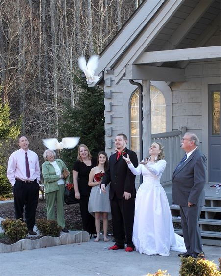 Sugar Hollow Wedding Chapel Serves As A Romantic Location That You Have Selected For