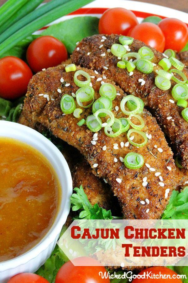 ... for din din on Pinterest | Fried chicken, Lemon chicken and Chicken