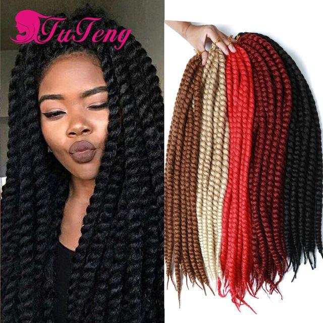 76 best havana mambo twist hair images on pinterest dreadlocks havana mambo twist crochet braid twist hair 14 18 20 inch synthetic hair extensions top havana pmusecretfo Gallery