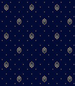 Harvard 31/9302 Royal Blue 0.30M Repeat, 4M Wide