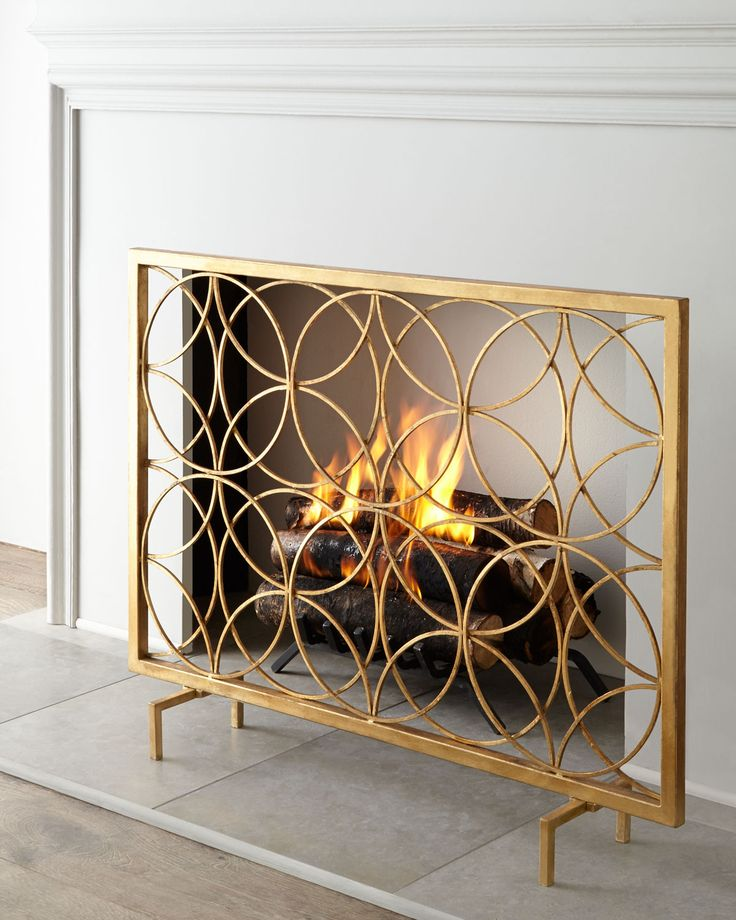 Fireplace Design fireplace screens target : 149 best Openings - doors and gates images on Pinterest