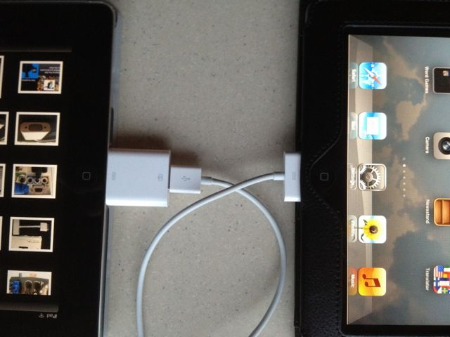 How to Transfer Photos & Videos from Other iPads & iPhones to Your iPad Great site for iPad How Tos