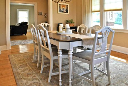 27 best images about fine dining on pinterest southern for How to spray paint a room