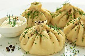 Хинкали очень вкусное Грузинское блюдо! Хинкали рецепт пошаговый с фото и от настоящего грузина http://vkusneedoma.ru/recept-xinkali/